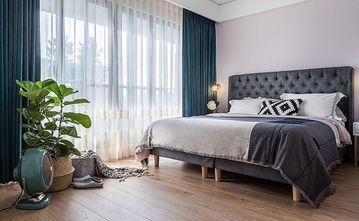 120平米三室两厅美式风格卧室装修图片大全