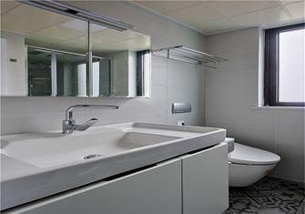 110平米美式风格卫生间设计图