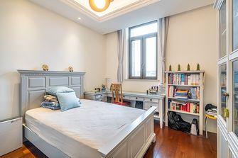 豪华型140平米四室两厅美式风格儿童房图片大全