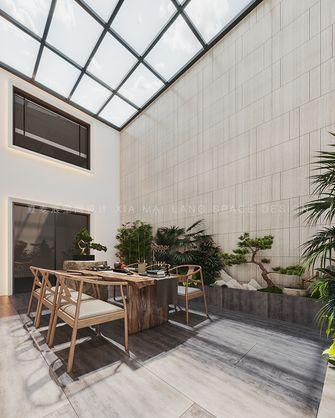 140平米四中式风格阳光房图片大全
