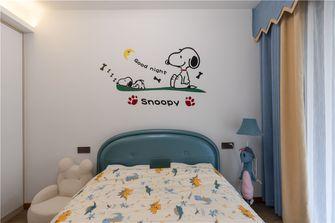 120平米三现代简约风格儿童房图片