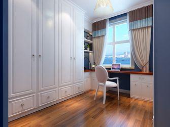 100平米三室一厅地中海风格衣帽间图片大全