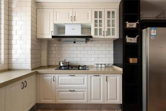 80平米三美式风格厨房装修图片大全
