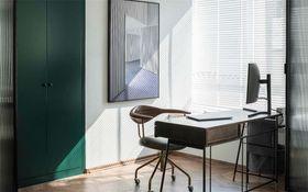 100平米三現代簡約風格書房裝修圖片大全