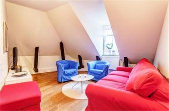 140平米宜家风格客厅图片