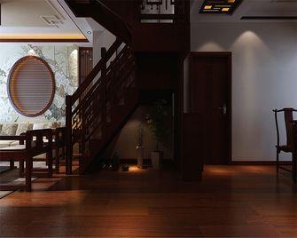 140平米三室两厅中式风格阁楼装修图片大全