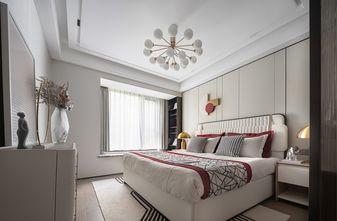 140平米三室两厅宜家风格卧室图片大全
