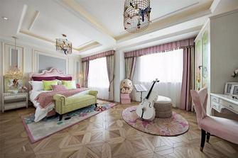 140平米四室一厅现代简约风格客厅装修图片大全