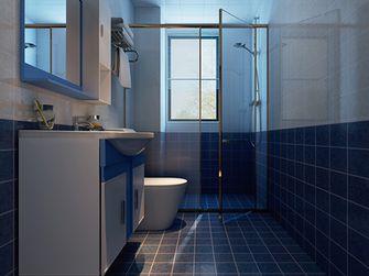 110平米四室两厅地中海风格卫生间图片大全