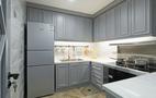 120平米四室两厅地中海风格厨房欣赏图