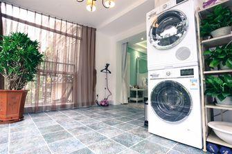 90平米三室两厅欧式风格阳光房效果图