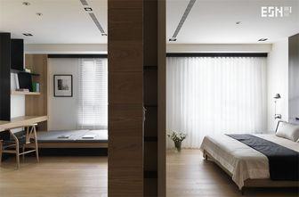 富裕型140平米四室三厅日式风格卧室效果图