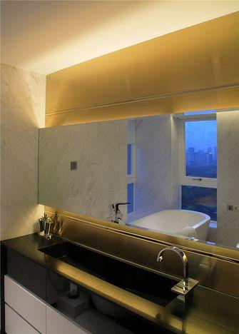 140平米四室两厅混搭风格卫生间装修案例