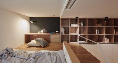 30平米小户型北欧风格卧室装修效果图