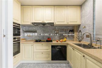 140平米四室两厅混搭风格厨房装修图片大全