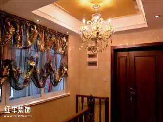20万以上140平米复式新古典风格楼梯图片大全
