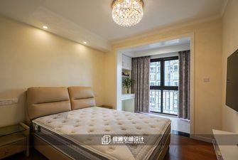 130平米美式风格卧室效果图