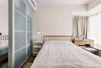 70平米三混搭风格卧室装修效果图