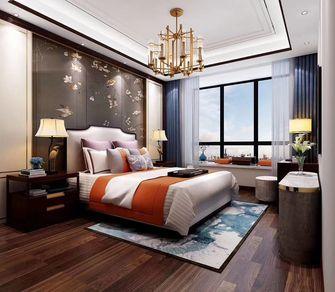 15-20万130平米公寓中式风格卧室装修效果图