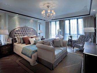 15-20万140平米四室四厅新古典风格卧室图