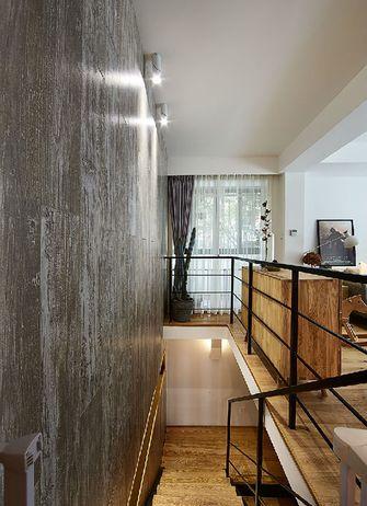 20万以上140平米复式日式风格楼梯装修效果图