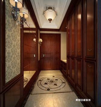 140平米四室两厅欧式风格走廊装修案例