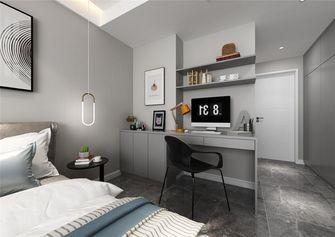 140平米四室两厅现代简约风格卧室图