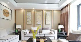 140平米四室兩廳中式風格客廳效果圖