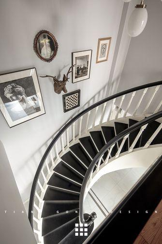 140平米四室两厅美式风格楼梯间效果图