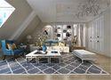 140平米复式欧式风格阁楼图片