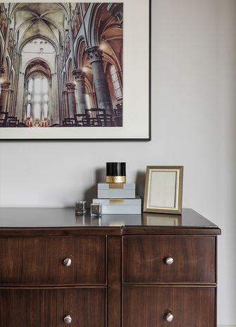 140平米复式美式风格梳妆台设计图