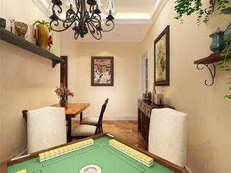 70平米一室两厅美式风格餐厅设计图