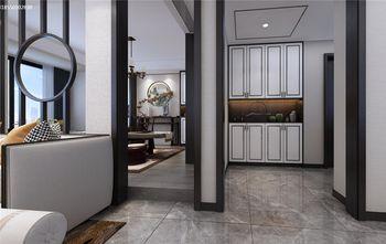 110平米三室两厅中式风格楼梯间图片大全