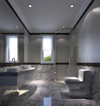 100平米一室一厅中式风格卫生间欣赏图