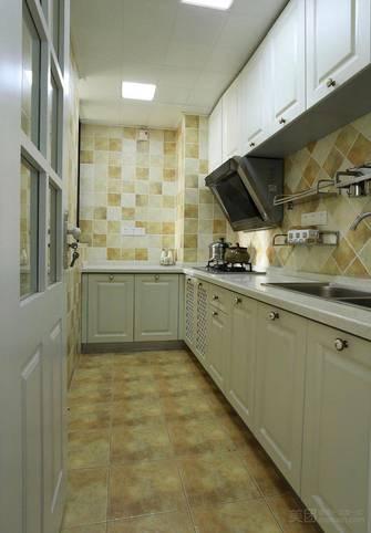 70平米美式风格厨房欣赏图