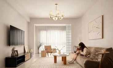 100平米三日式风格客厅装修图片大全