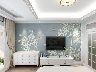 130平米别墅美式风格阳光房设计图