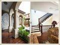 豪华型140平米别墅东南亚风格楼梯图片大全