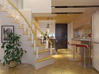 5-10万70平米复式现代简约风格楼梯欣赏图