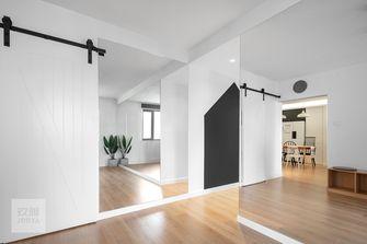 100平米三室一厅北欧风格健身室装修图片大全