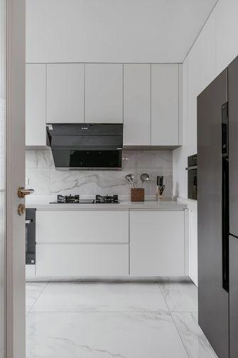 140平米三室一厅法式风格厨房欣赏图