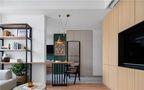 50平米公寓其他风格餐厅设计图