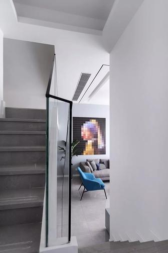 100平米三现代简约风格阁楼装修效果图