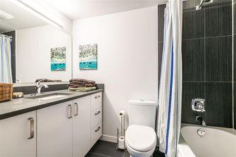 60平米一室一厅现代简约风格卫生间图片大全