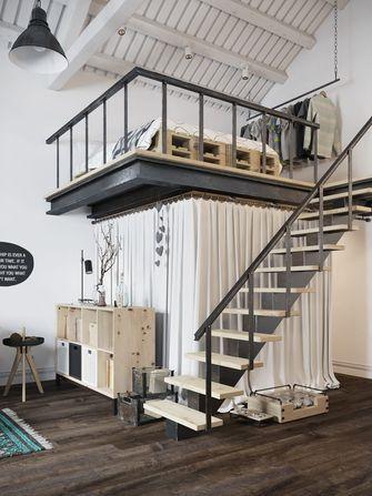 140平米三欧式风格阁楼欣赏图