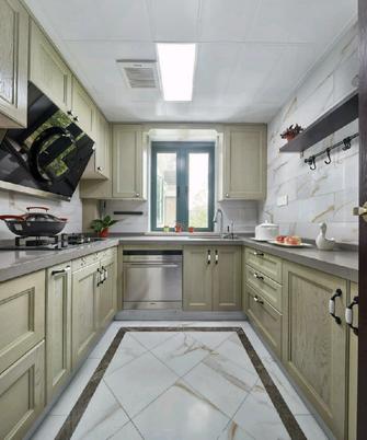 110平米中式风格厨房装修效果图