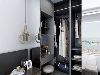 120平米三室两厅混搭风格储藏室欣赏图