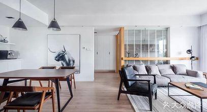 120平米四室两厅北欧风格餐厅图