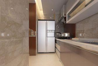 140平米复式其他风格厨房装修效果图