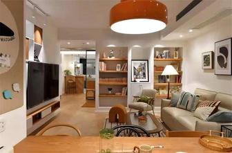 100平米宜家风格客厅装修效果图